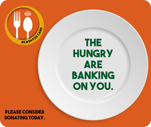The Hungry are banking on you.